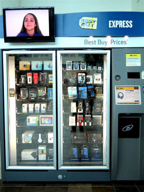 Gift Card Buy Back Kiosk - 36 vending machines with contents like you ve never seen