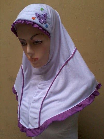 Jilbab Bayi Tanah Abang Grosir Jilbab Anak Kupu Kupu Toko Jilbab Grosir