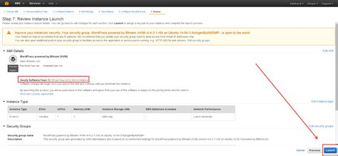 ec2 management console how to deploy on ec2 using aws marketplace aws