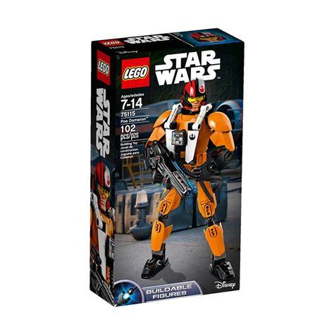 Lego 75115 Wars Poe Dameron jual lego wars 75115 poe dameron harga