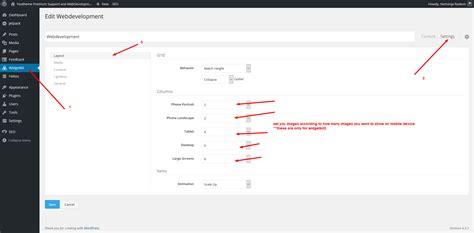 yootheme grid layout set responsive behavior of widgetkit 2 widgets yootheme