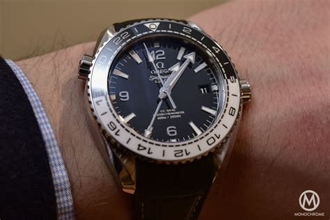 Omega Seamaster Professional Gmt introducing the new omega seamaster planet gmt with