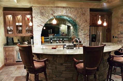 basement kitchen bar ideas bar
