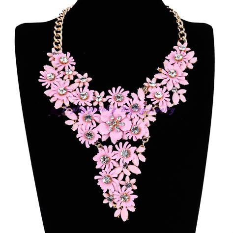 spray paint jewelry gold fashion gold chain spray paint resin flower