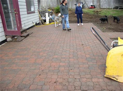 how to put in a paver patio how to put in a paver patio insured by