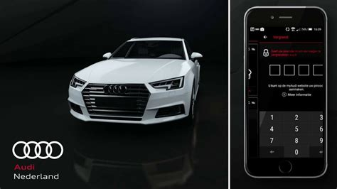Audi Mmi Connect App by Audi Connect Mycarmanager En Mmi Connect App Youtube