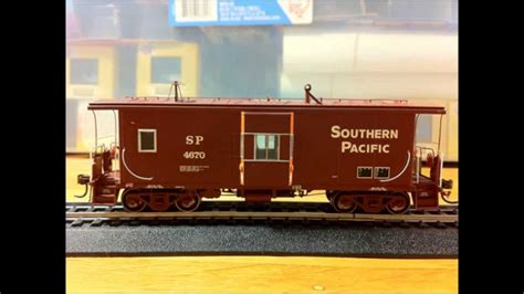 genesis sp athearn genesis sp lighted caboose ho scale model trains