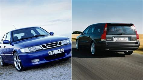 volvo saab why the saab viggen and volvo v70r are the next great