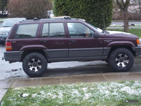 Jeep Grand 1994 Kaseysimmons 1994 Jeep Grand Cherokeelaredo Sport Utility