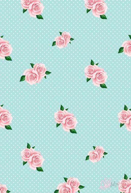 cute flower pattern iphone wallpapers pinterest