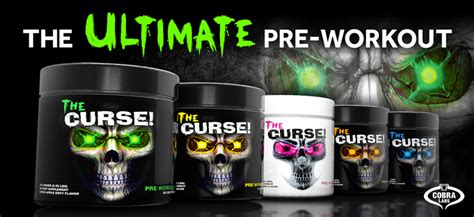 The Curse 50 Serving Pre Workout Cobra Labs Pre Work Out Preworkout cobra labs best prices on cobra labs the curse 50 servings at bestpricenutrition