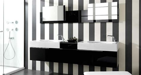 Monochrome Bathroom Ideas by Ba 241 Os En Color Blanco Y Negro