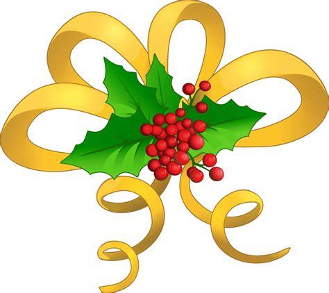 clipart natalizi bows clip cliparts co
