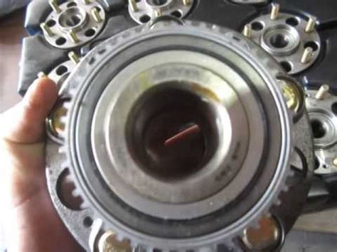 Wheel Hub Bearing Accord 2003 Vti Rear ntn acura tl 2004 2008 honda accord 2003 2007 rear wheel bearings for ads