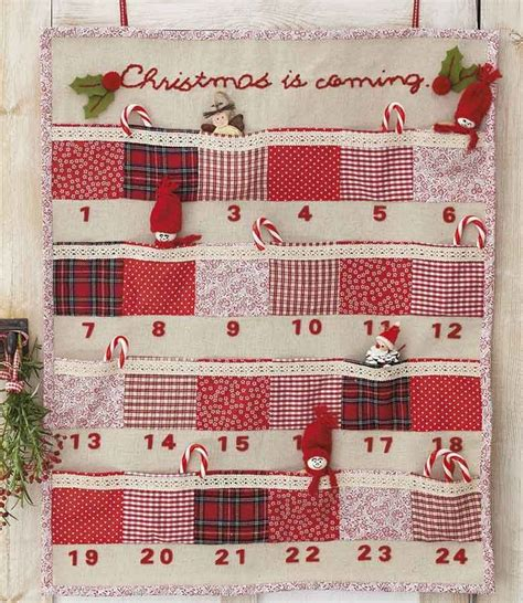 fabric advent calendars to make 17 best ideas about advent calendars on