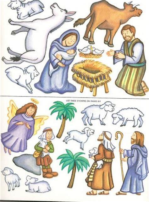 imagenes del nacimiento de jesus para recortar todorecortables sue 209 os de papel todo navidad recortables