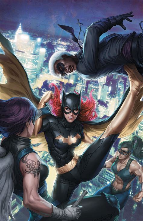 The Ever Changing Batgirl Costume Barbara Gordon Comic Vine
