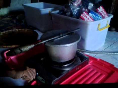 Panci Maker panci popcorn sederhana