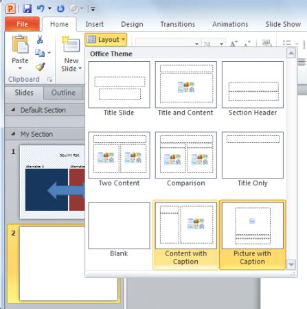 exles of layout in powerpoint squint test in powerpoint presentations