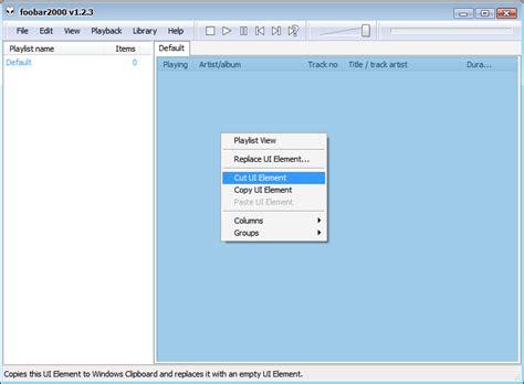 lfs layout editing mode https www audiohq de articles foobar layout layout