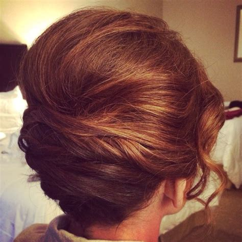 chin length bridal hairstyles 18 best one length images on pinterest hairstyles hair