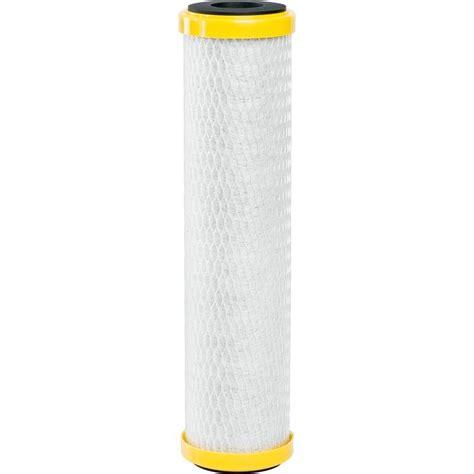 ge under water filter ge single stage drinking water replacement filter fxulc