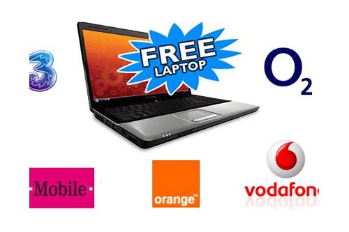 internet deals free laptop