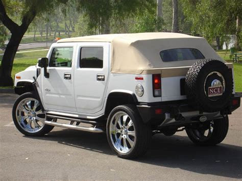 hummer h2 suv price hummer h2 convertible