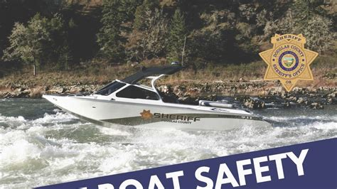 oregon boat inspection stations douglas county sheriff s office and bi mart to hold boat