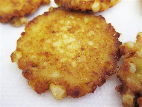 bloatal recall corn fritters