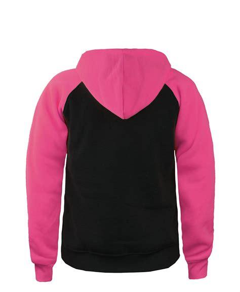 Hoodie Jumper Unisex Mocca Diskon unisex sweat jacket contrast sleeve fleece mens hoodie jumper sizes s ebay