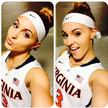 is tiffany suarez the hottest women s college basketball - Hot Virginia Womens Basketball Player