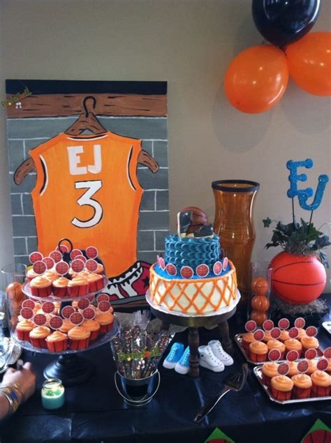 Basketball Baby Shower by Basketball Theme Baby Shower Sweet Greyson