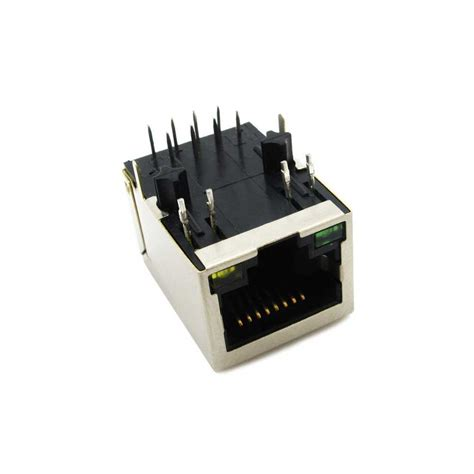 Rj45 Lan Networking Connector hr911105a rj45 lan ethernet connector adapter for enc28j60 w5100