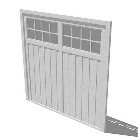 Garage Door Revit Garage Door Revit Wageuzi