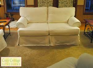 Looking For Sofa Covers Cozy Cottage Slipcovers Linen Look Slipcovers