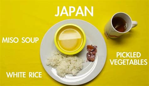 Siena International Photo Awards what looks like a typical breakfast in other countries