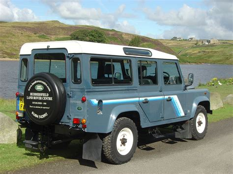 land rover 1990 1990 land rover defender 110 pictures information and