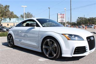 electric and cars manual 2012 audi tt free book repair manuals sell used 2012 white audi tt rs 2door coupe manual in clearwater florida united states for us