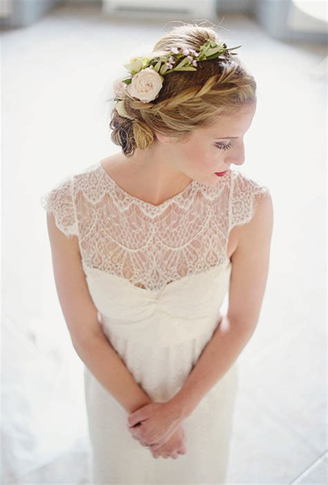 Summer Wedding Hairstyles by Summer Bridal Hairstyles With Flowers 2015 Hairstyles