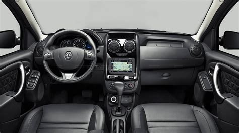 renault duster 2015 interior updated 2015 renault duster receives new engines in russia