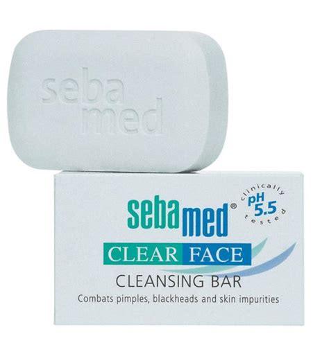 Sabun Muka Sebamed Review Sebamed Clear Cleansing Bar Review Paperblog