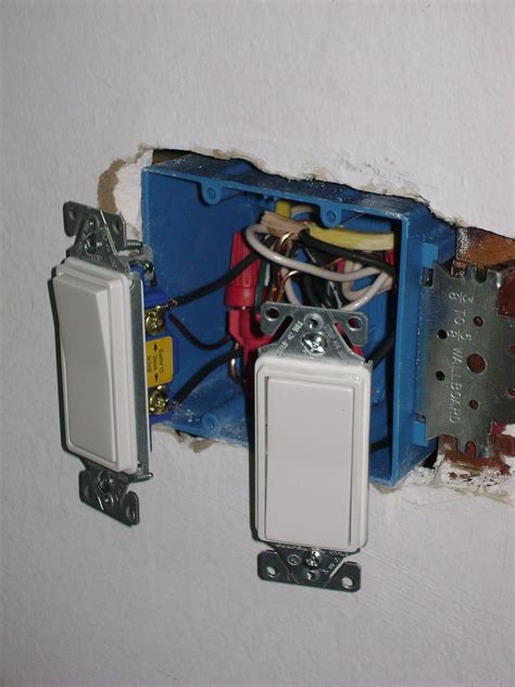 2 dimmer switches one light light switch