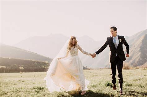 To Wed by Bohemian Backyard Wedding Gabby Green
