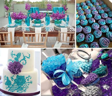 Regency Purple Wedding Decorations by Astounding Regency Purple Wedding Decorations 77 On Table