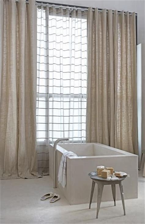 neutral striped curtains 250 best curtains images on pinterest