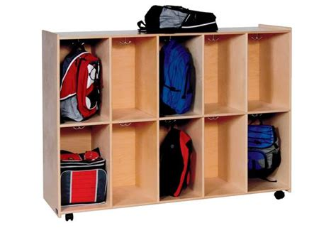 backpack storage solutions discount school supply mobile backpack storage