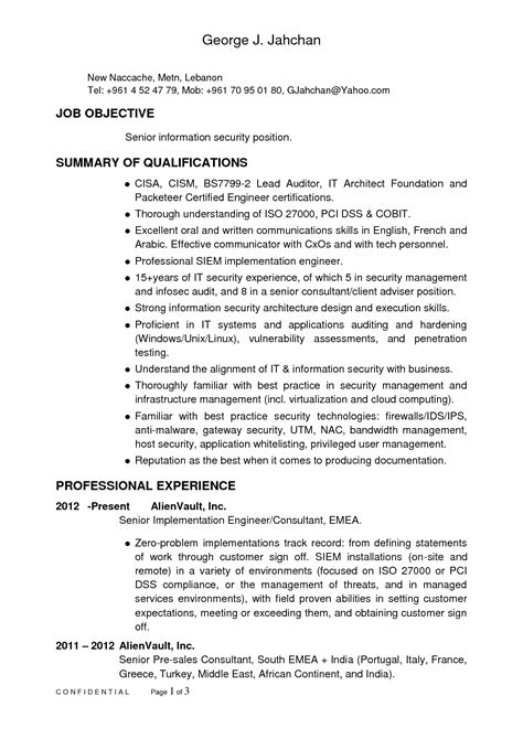 Officer Resume Exles 28 Images Aviation Security Guard