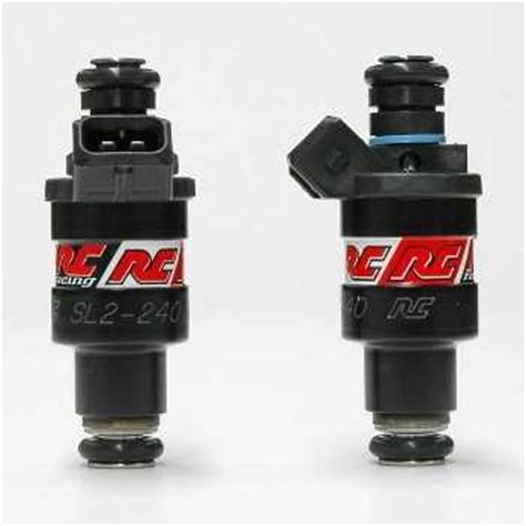 Resistor R14w 240 Ohm Original Japan rc engineering 240cc saturated fuel injectors high ohm 24 lb sl2 0240 75 00 himni