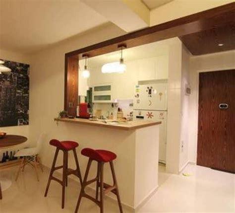 counter kitchen bar design  small areas questa cucina